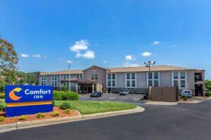 Comfort Inn Roanoke Civic Center Hotel