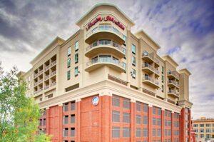 Hampton Inn & Suites – Roanoke Downtown