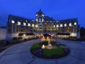 The Hotel Roanoke - Roanoke Virginia